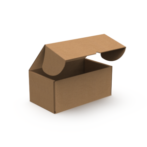 Compact Delivery Box Kraft